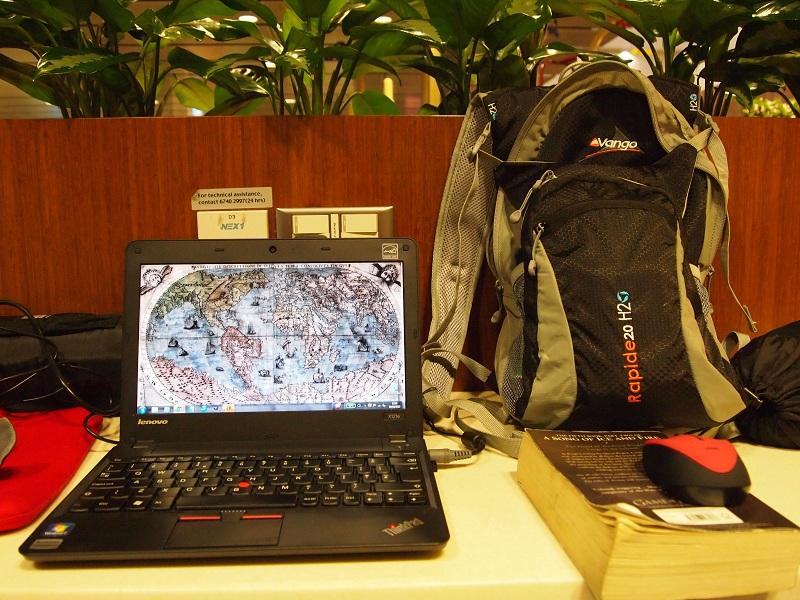 Edventures Singapore Airport